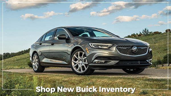 new buick inventory at burt watson