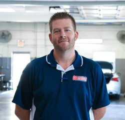 Customer Loyalty Manager Rob Schrul in Service Team at Sansone Jr's 66 Automall