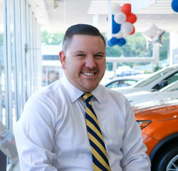 Nissan General Manager John Crooks in Sales Management at Sansone Jr's 66 Automall