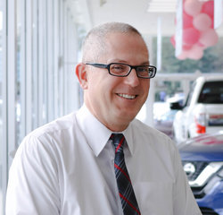 F&I Manager Lyle Gucwa in Sales Management at Sansone Jr's 66 Automall
