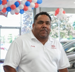 Sales Consultant Rudy Thurman in Sales Team at Sansone Jr's 66 Automall