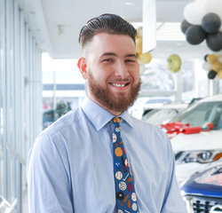 Mitsubishi Sales Consultant Paul DePiano in Sales Team at Sansone Jr's 66 Automall