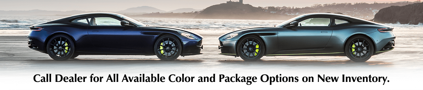 call dealer for color and package options