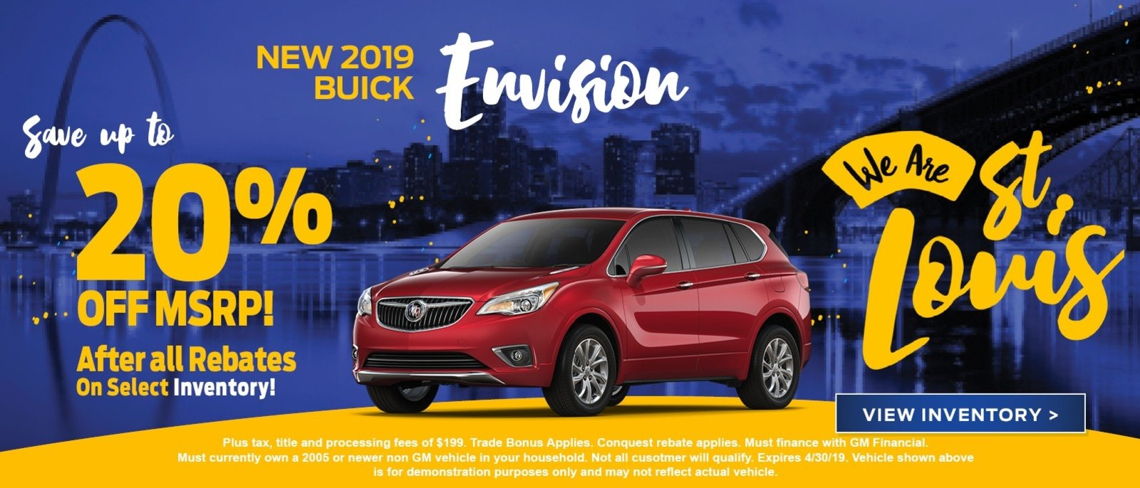 49449a7967 Select Buick Models · 2019 Buick Encore 2019 Buick Envision in St. Louis ...