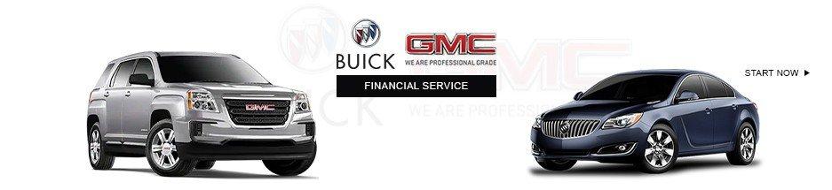 Lou Fusz Buick GMC Auto Financing
