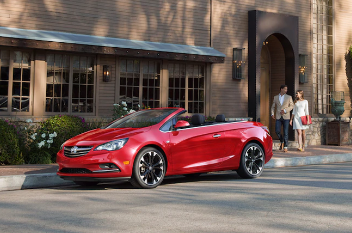 2019 Buick Cascada in St. Louis Sport Touring Edition