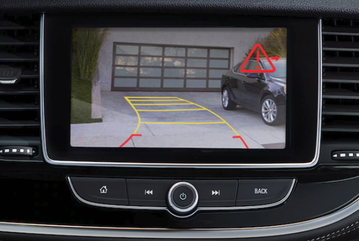 Review Camera on the 2019 Buick Encore in St. Louis