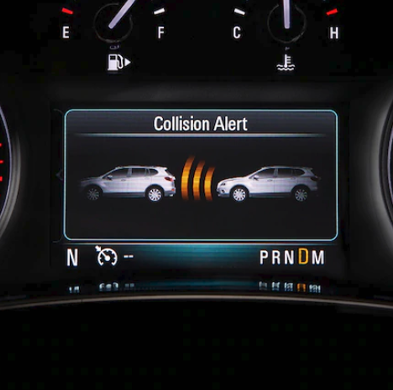 Collision Alert System on the 2019 Buick Encore in St. Louis