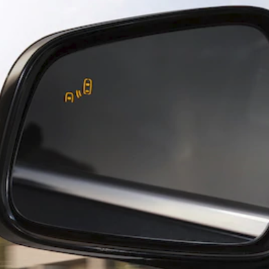 Side Blind Zone Alert on the 2019 Buick Encore in St. Louis