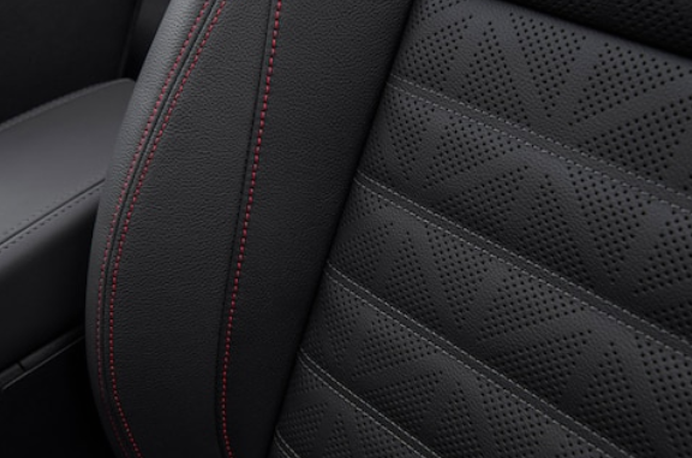 Special Red Stitching on the 2019 Buick Cascada in St. Louis