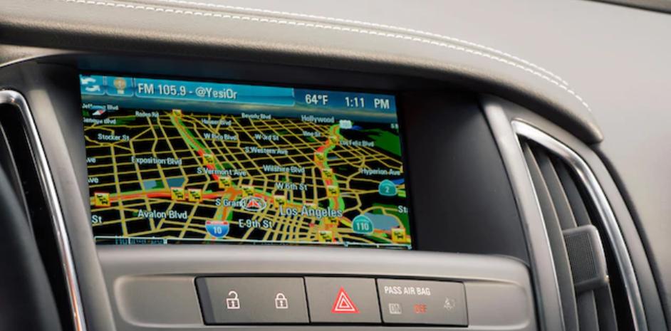 2019 Buick Casada Navigation