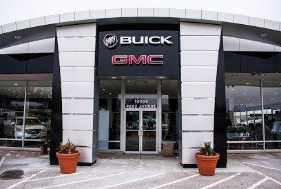 Lou Fusz Buick GMC Front Store