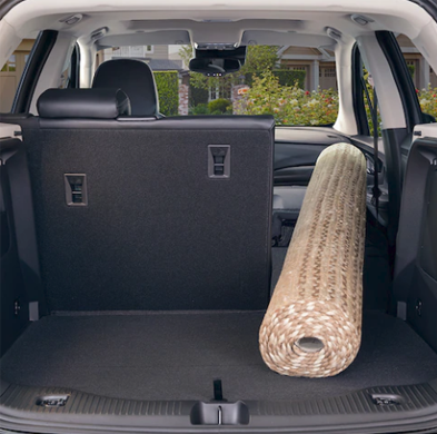 Cargo space in the 2019 Buick Encore