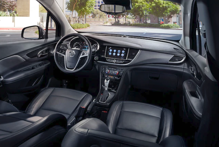 Spacious Interior on the 2019 Buick Encore in St. Louis