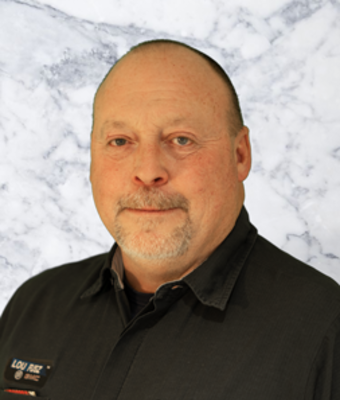Maintenance Supervisor BILL BARDWELL in Service at Lou Fusz Buick GMC