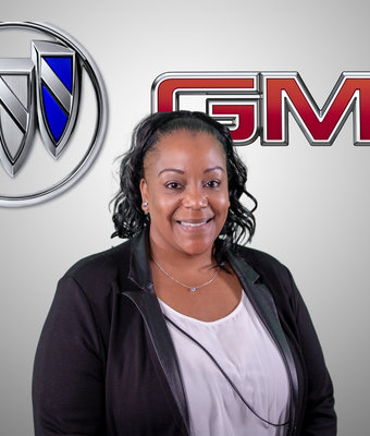 Certified Sales Consultant Kemba Simmons in Sales at Lou Fusz Buick GMC