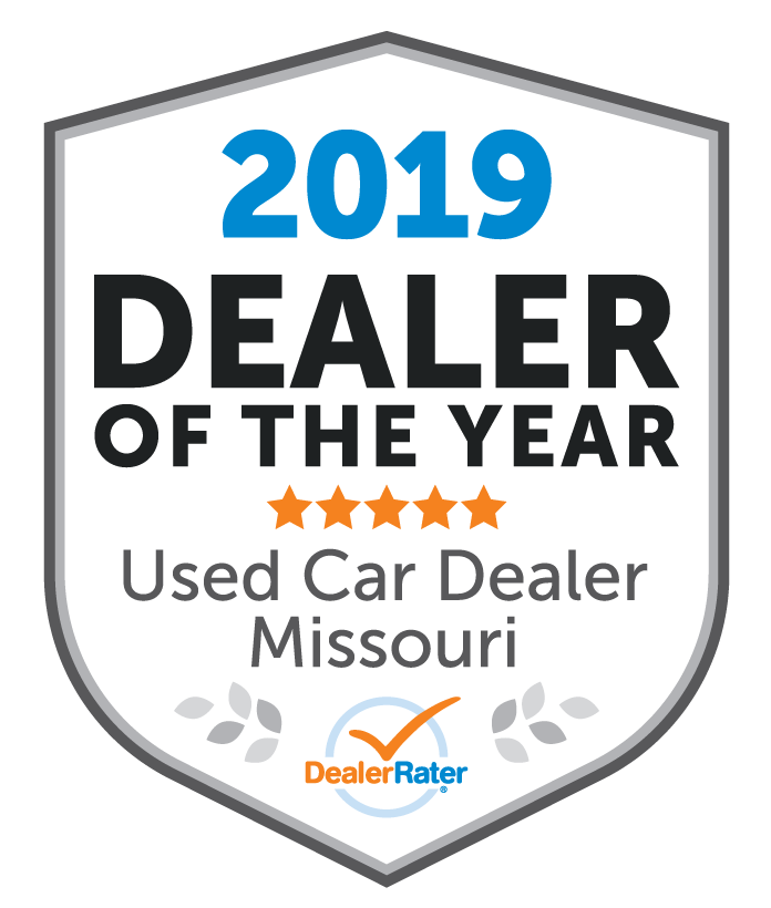 dealer rater used car dealer of the year