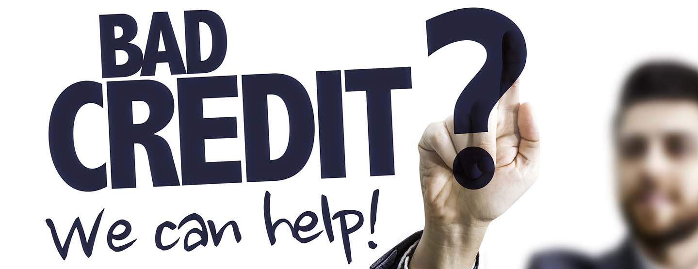 We can help you get a car loan even if you have bad credit