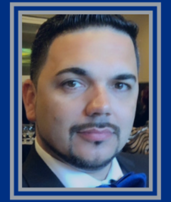 Sales Manager Josh Martinez in Administration at Rock Road Auto Plaza