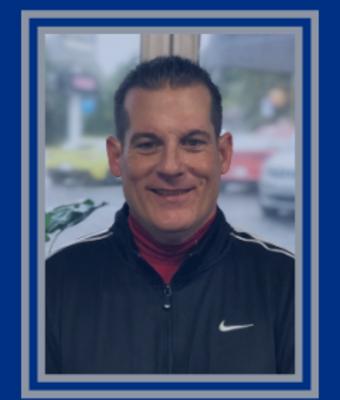 Sales Specialist Joseph Pallaro in Sales at Rock Road Auto Plaza